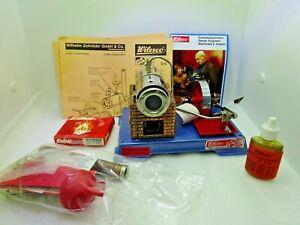 NOS Vintage Wilesco D 6 Steam Engine