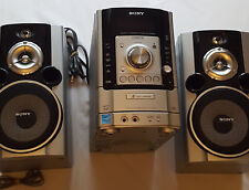 Sony CMT HPR99XMMICRO System No Remote