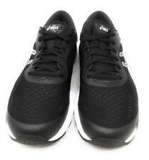 ASICS Gel-Kayano 25 Athletic Running Stability Shoes Black/White Men's Size 10.5