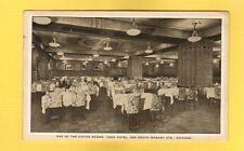 Chicago,IL Illinois, One of the Dining Rooms YMCA Hotel 826 South Wabash 1932
