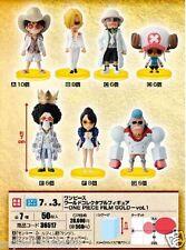 Banpresto WCF One Piece World Collectable figure película Gold vol.1 of 7 set
