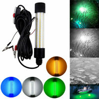 126LED Underwater Fishing Flashing Light Lamp Fish Lure Attracting Waterproof