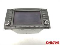 2005 VW Touareg 3.0 V6 Tdi GPS Navigation Écran Pare-Brise 7L6035191H 7612002016