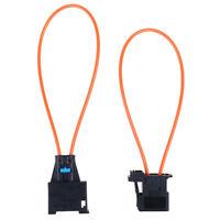 Latest MOST Fiber Loop Bypass MALE&FEMALE Kit Adapter UK