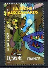 STAMP / TIMBRE  FRANCE  N° 4383 ** LA FETE FORAINE / LA PECHE AUX CANARDS