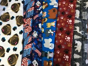 New Flannel Fabric Belly Bands Male Dog Carol's Crate Covers Diapers