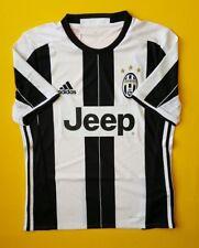 5+/5 Juventus kids jersey 13 - 14 years 2016 2017 home shirt AI6244 Adidas ig93