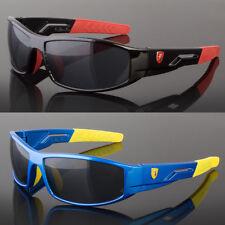 Children 7 14 Kids Sunglasses For Boys Cycling Baseball Youth Sports Glasses