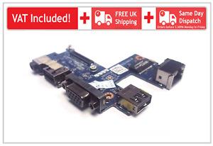 Dell Latitude E5540 9WMHY 09WMHY Audio Cuffie USB Ethernet VGA Scheda LS-A101P