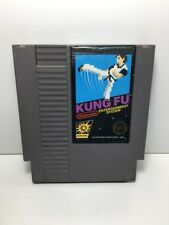 KUNG FU -- NES Nintendo Classic Original Game CLEAN TESTED GUARANTEED
