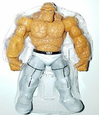 "Marvel Universe The THING 4.5"" Figure 3.75"" White Gray Variant Fantastic 4 Four"