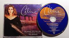 "Celine Dion ""My Heart Will Go On"" 5 track MAXI-CD Australia 1998"