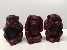 Feng Shui- Three Wise Monkeys