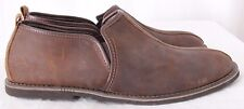 Cabela's 2895 USA Casual Flannel Lined Split Toe House Slippers Men's US 12M
