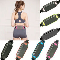Bum Bag Running Jogging Cycling Pouch Sports Ultra-thin Fitness Waist Bag Pack