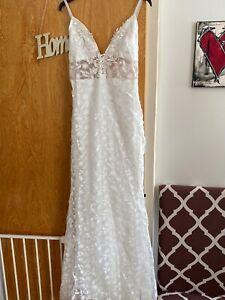 brand new wedding dress size 8