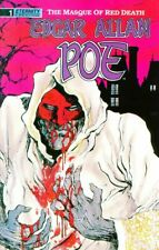Edgar Allan Poe The Masque of Red Death #1 FN 6.0 1988 Stock Image
