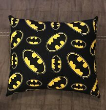 "Beautiful Handmade Batman Accent - Throw Pillow 10"" x 8"""