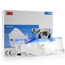 3M™ Aura™ 9322K+ N95 Level Disposable Respirator Mask FFP2 Valved 10 MASKS NEW!!