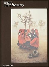 India New Hardcover Book Steve McCurry