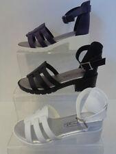 Calzado de niña sandalias negro