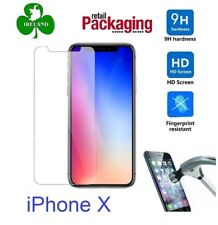 Premium Tempered Glass™ For Apple iPhone X 10 Screen Protector Tempered Guard