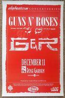 GUNS N' ROSES 2006 Gig POSTER Portland Oregon Concert