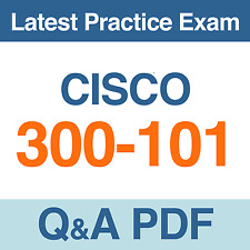 Implementing Cisco IP Routing Practice Test 300-101 Exam Q&A PDF