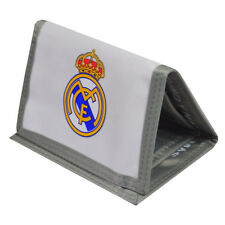 a82bef63b59d REAL MADRID FC CREST MONEY WALLET PURSE NOTES COIN CARD HOLDER MEN NEW XMAS  GIFT