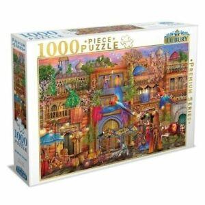 Tilbury Premium Series 1000 Piece Jigsaw Puzzle - Arabian Street