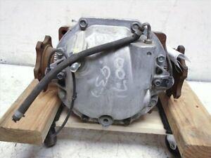 2007 2008 Infiniti G37 Coupe 2Wd Manual Trans Rear Differential Carrier Case