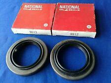 National Oil Seals Wheel Seal # 9912 PAIR