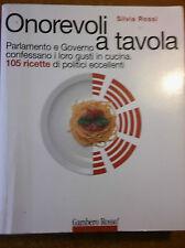Silvia Rossi ONOREVOLI A TAVOLA (Gambero Rosso)
