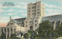 (X)  Bloomington, IN - Indiana University - Union Building Exterior - 8/11/1945