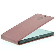 MIKE GALELI Flip Case LIAM Cover Schutzhülle Tasche für Sony Xperia M4 Aqua