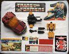 Transformers G1 Pretenders Gunrunner *Original Not Reissue*