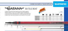 New SHIMANO CATANA BX TELE BOAT SPECIALE BOLENTINO Mt 3,50 azione 150gr