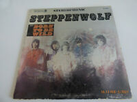 Vintage Steppenwolf Lp Record Vintage Vinyl Born To Be Wild Classic Rock
