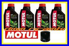 Kit Tagliando HONDA CBR 600 RR 05>06 + Filtro Olio MOTUL 5100 10W/30 2005 2006
