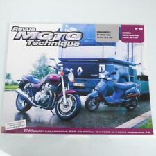 Revue technique atelier E.T.A.I moto Honda CB 750 Seven Fifty 1992-2000 RC42/42A