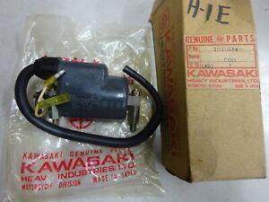 KAWASAKI NOS IGNITION COIL H1 -E & H1-F 1974-75