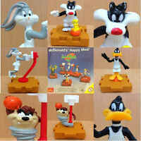 McDonalds Happy Meal Toy 1997 Space Jam Basketball Bugs Bunny Toys - Various