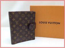 Auth Louis Vuitton Monogram Mini Agenda 150th Anniv Day Planner Cover 7i060100S