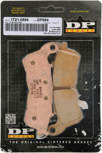 DP Brakes Standard Sintered Metal Brake Pads (DP954)