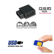 Telit GEN 2 IOT DataLogger GSM GPS Ultra OBDII Plug-In M2M Tracker Telemetry