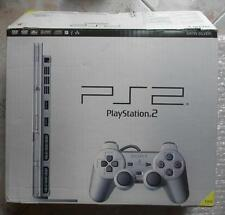 CONSOLE PS2 PLAYSTATION 2 TWO  SLIM SCPH 70004 SS SILVER ARGENTO SECONDA SCELTA