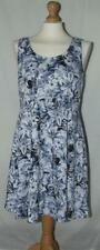 H&M Floral Plus Size Sleeveless Dresses for Women