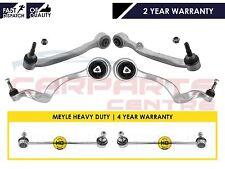 Para BMW E60 E61 frontal inferior brazos control Wishbone Seguimiento Superior Inferior Meyle vínculos