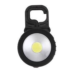 COB LED Work Light Magnetic Flashlight w/ Hanging hook Outdoor Emergency Lamp