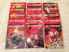 Edition Originale - Albums 1 à 14 + 1 Hors série - Les Pompiers - Parfait état